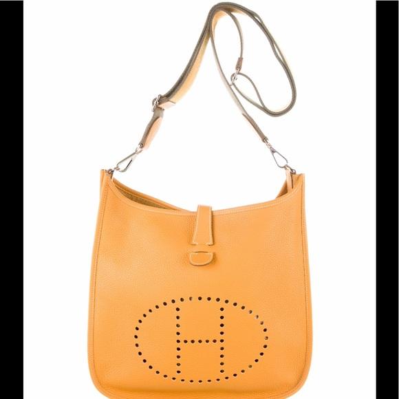 Hermes Handbags - Hermès Evelyn III